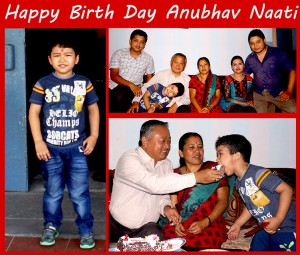 Happy Birth Day Anubhav 2015